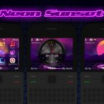 purple_neon_sunset_analog_clock_theme_asha_210_205_302_c3-00_x2-01_200_201_320x240_s40_wb7themes_2020