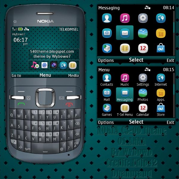 Mobile9 Themes Nokia Asha