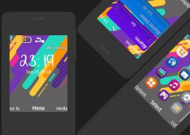 Colourful X theme X2-00 240×320 s406th s405th