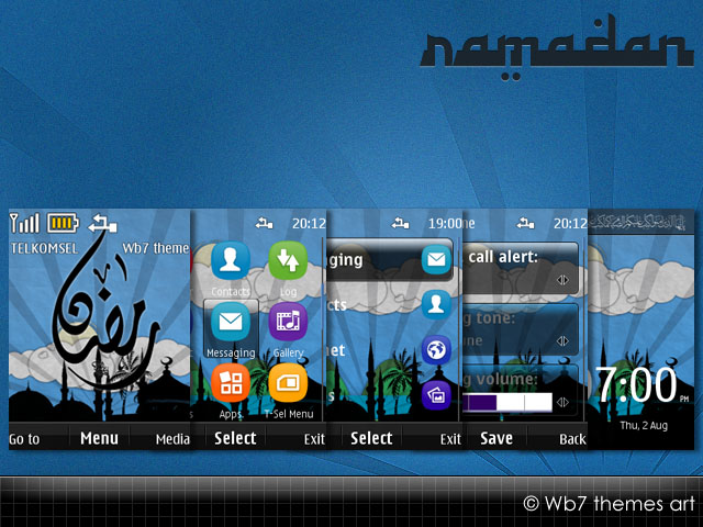 Ramadan-theme-for-nokia-6303i-free-pro