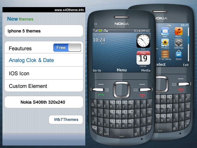 download free facebook for nokia 201