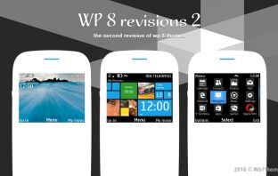 Windows Phone 8 style swf theme 302 210 205 200 201 C3-00 X2-01