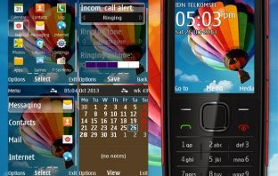 Inspiration Themes Nokia X2-00 240×320 s406th