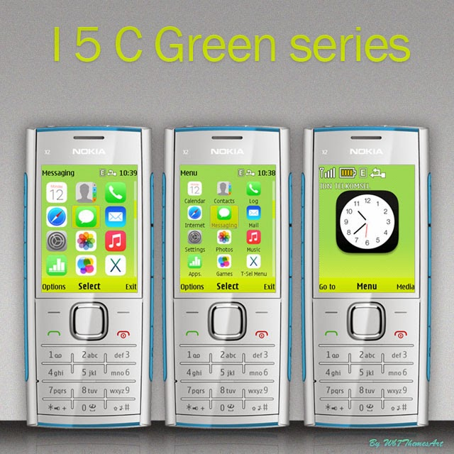s406th-240x320-free-themes-I5C-green-by-wb7themesart