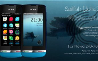 Sailfish jolla theme asha full touch