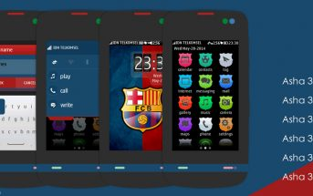 FC Barcelona themes asha full touch