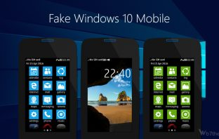 Windows 10 mobile style theme asha full touch 311 305 306 308 309 311