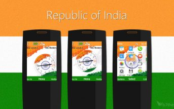 Republic india theme s40 240x320
