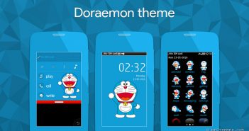Cover manga Doraemon theme for nokia s40