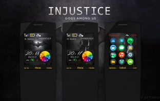 Injustice Gods Among Us theme s40 240x320 x2-00 x3-00 208 207