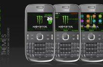 Monster energy theme s40 320x240 C3-00 X2-01