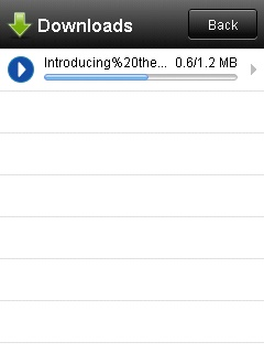 download Youtube videos on Nokia s40 complete with pictures