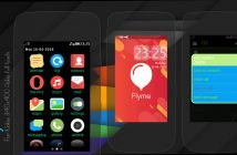 Flyme theme Asha 311 310 309 308 306 305 full touch