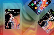 Note 9 style theme s40 X2-00 X3-00 X2-02 6303i 2700 6700 Asha 206 207 208 301