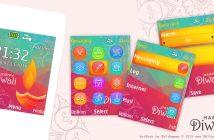 Diwali theme s40 X2-00 X2-02 X3-00 6300 5300 6300 Asha 301 515