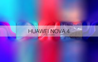 Huawei nova 4 stock wallpaper high resolution 2160x2310