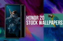 Honor 20 stock wallpapers 2340x2340 pixels