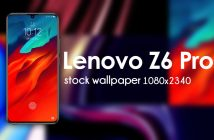 Here Lenovo Z6 Pro stock wallpapers 1080x2340 px
