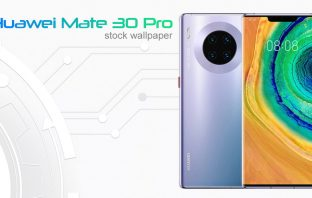 Huawei mate 30 Pro stocks wallpapers Download here