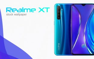 Download here Realme XT stock wallpapers