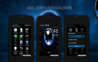 Alienware themes