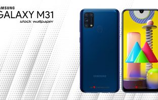 Samsung Galaxy M31 stock wallpapers download here