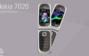 Nokia 7020 original themes for another device s40 240x320