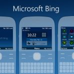 microsoft bing style swf baterry widget theme C3-00 X2-01 asha 302 210 205 200 201 by wb7themes