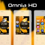 samsung omnia hd style theme X2-00 6300 6700 X2-05 206 by Wb7themes