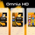 samsung omnia hd style theme X2-00 6300 6700 X2-05 206 by Wb7themes