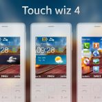 samsung touch wiz 4 style theme X2-00 6300 X3-00 X2-05 206 by wb7themes art