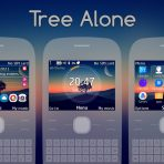 tree-alone-dark-evening-clock-swf-flash-lite-digital-clock-theme-C3-00-X2-01-210-by-wb7themes
